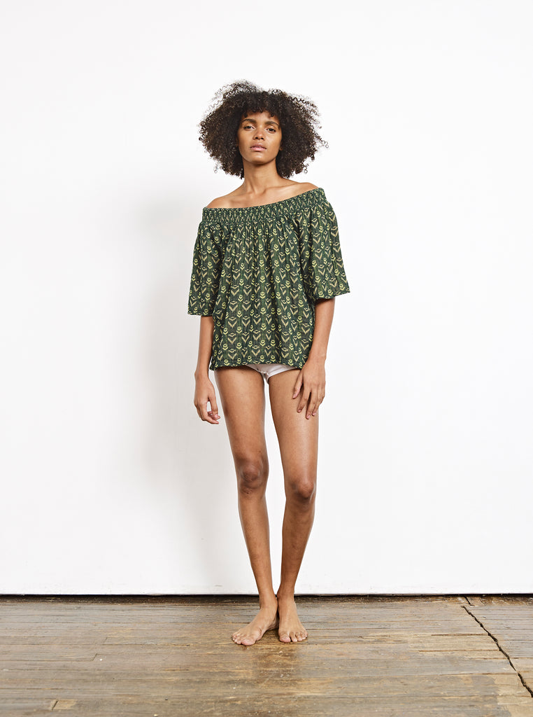 marisol top | fall 19 | XXS-2X - fern