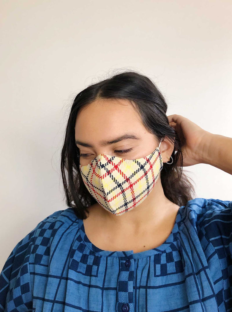ace&jig textile mask | adult