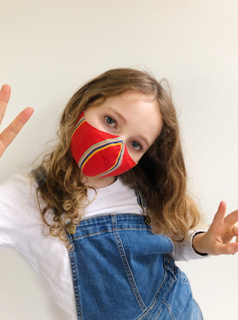 ace&jig textile mask | kid - melbourne