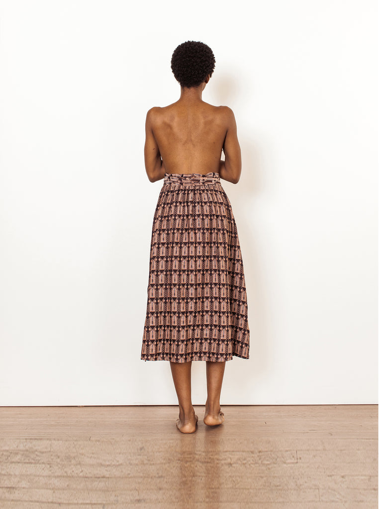 page skirt | fall 20 | XXS-4X - black-dogwood