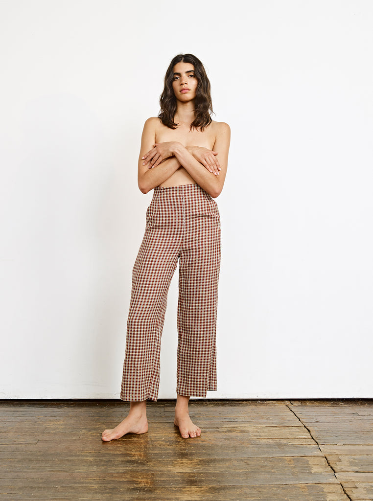 polly pant | spring 20 | XS-XL - brunswick