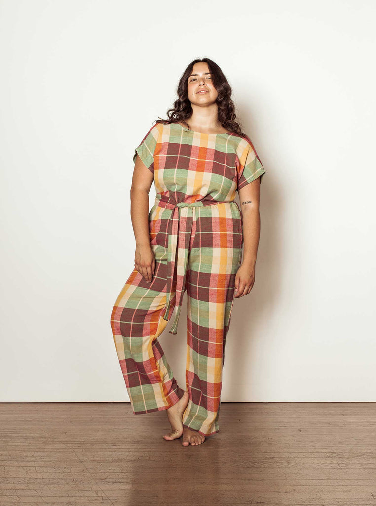 ernie jumpsuit | fall 20 | XXS-2X - tourist