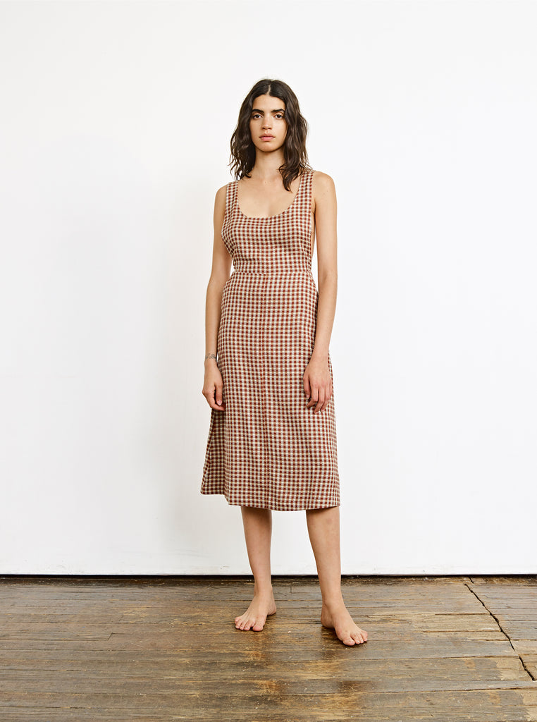 spencer dress | spring 20 | XS-XL - brunswick
