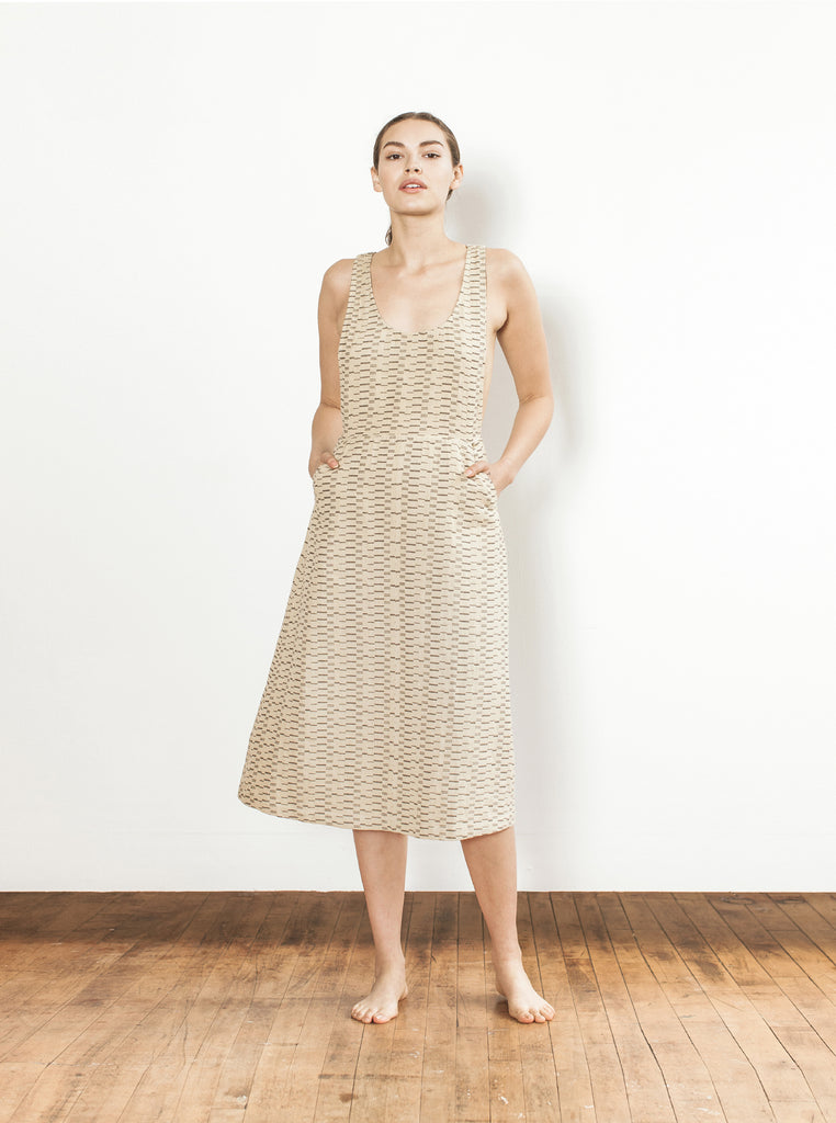 spencer dress | spring 20 | XS-XL - sand