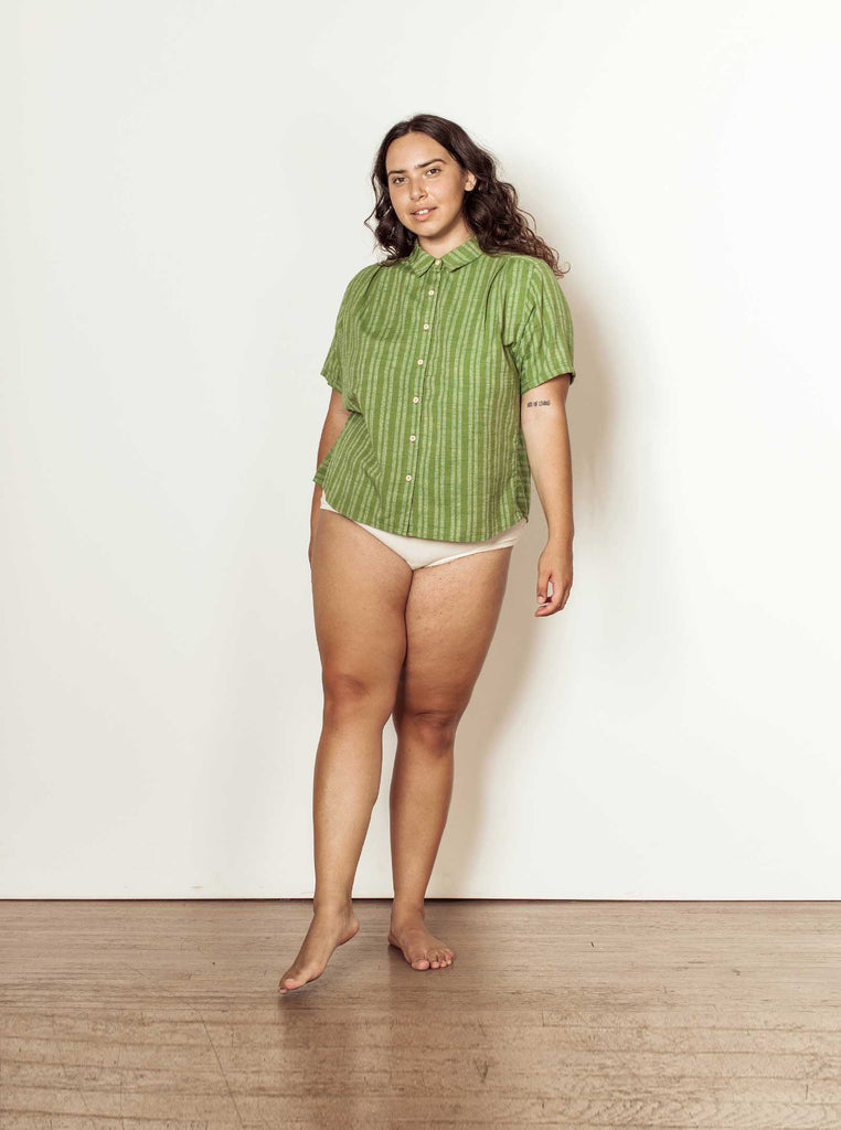 winnie top | summer 20 | XXS-4X - palm
