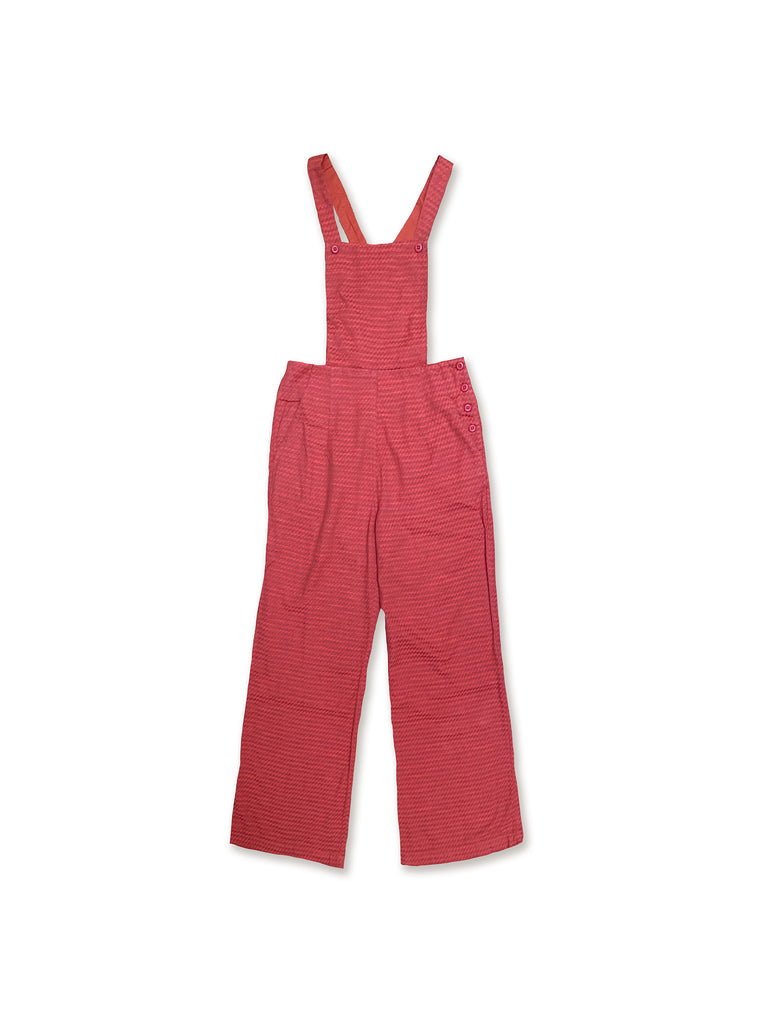 sample sale | auggie overall | xs-xl - russet