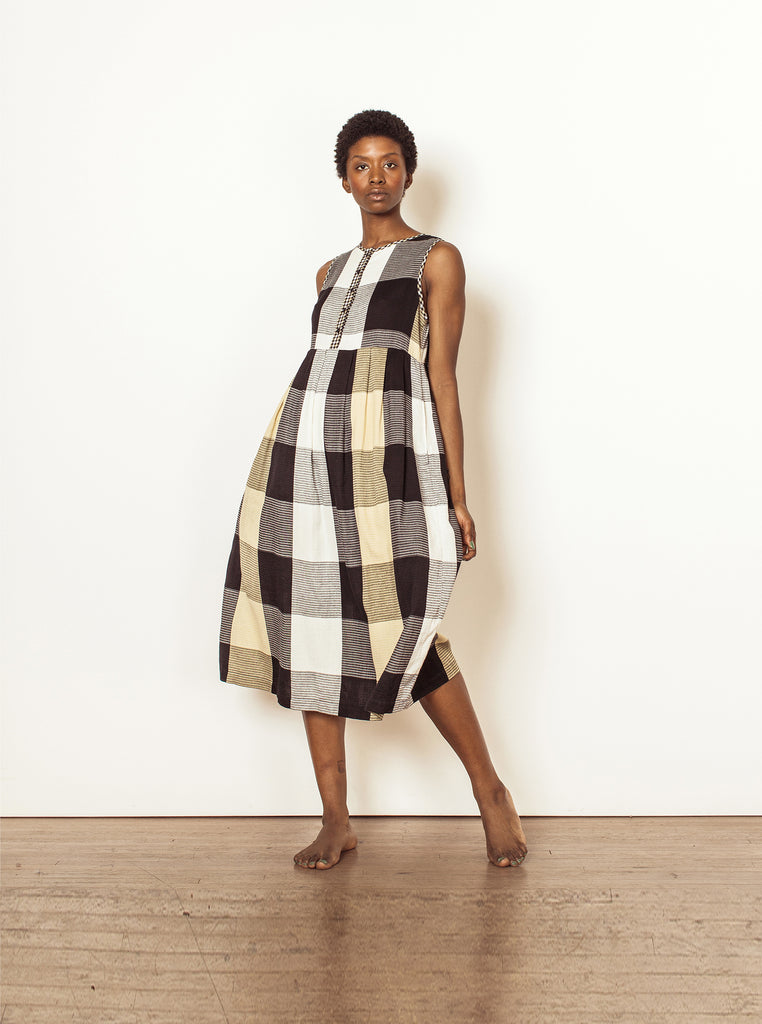 cliff dress | spring 20 | XXS-2X - banjo