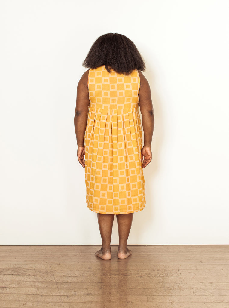cliff dress | spring 20 | XXS-2X - citrus
