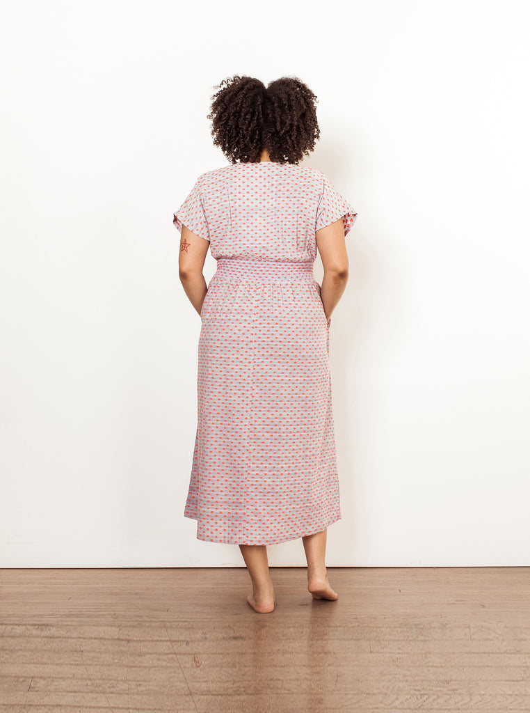 faye dress | spring 20 | XXS-4X - dot