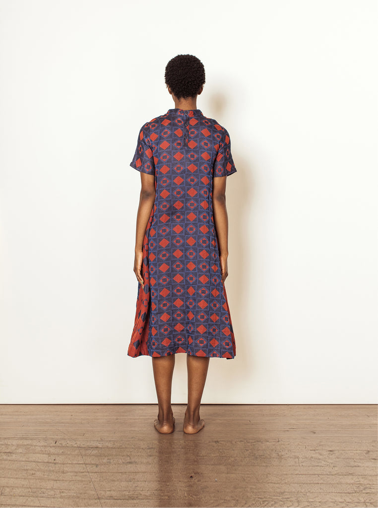 margaret dress | spring 20 | XXS-2X - neptune