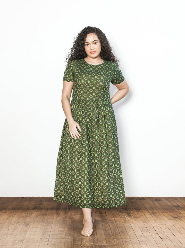 rosa dress | fall 19 | XXS-2X - fern