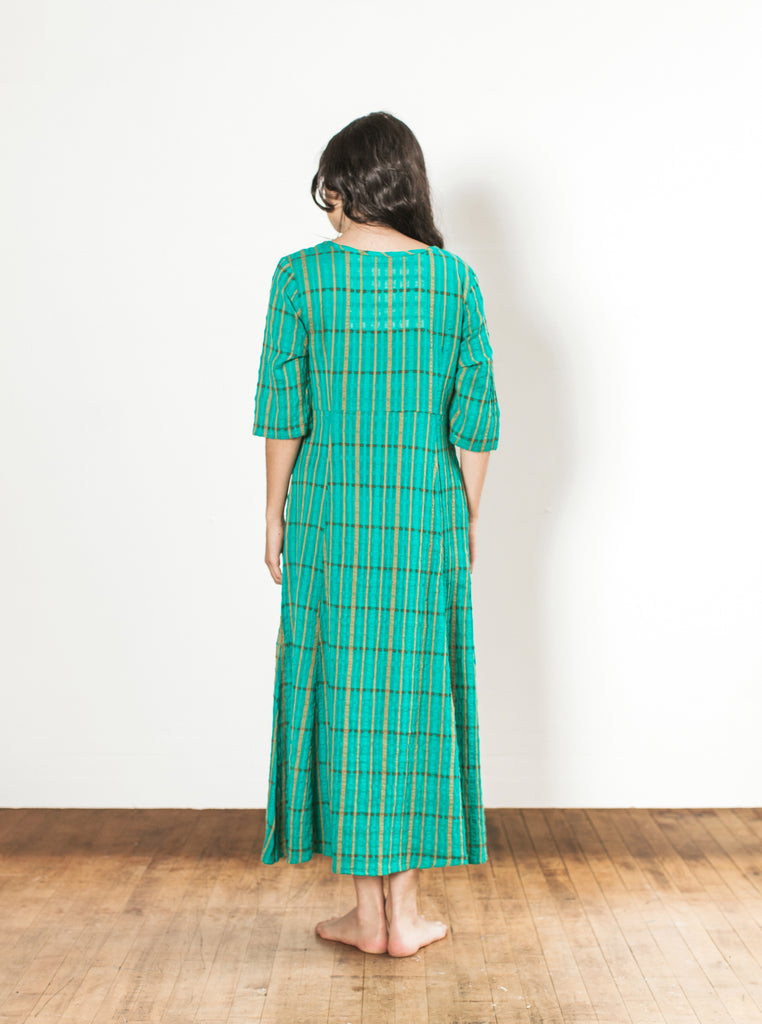 rowan dress | additional sizes available - peacock