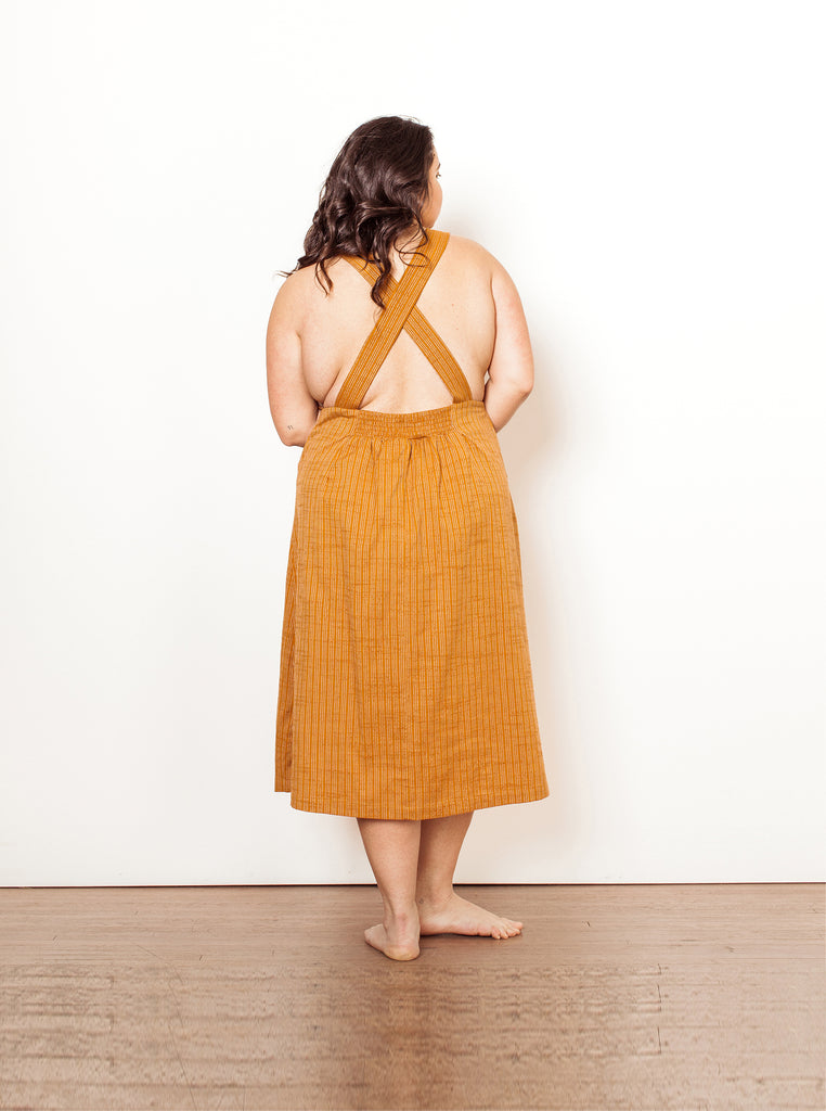 spencer dress | spring 20 | XS-XL - umber