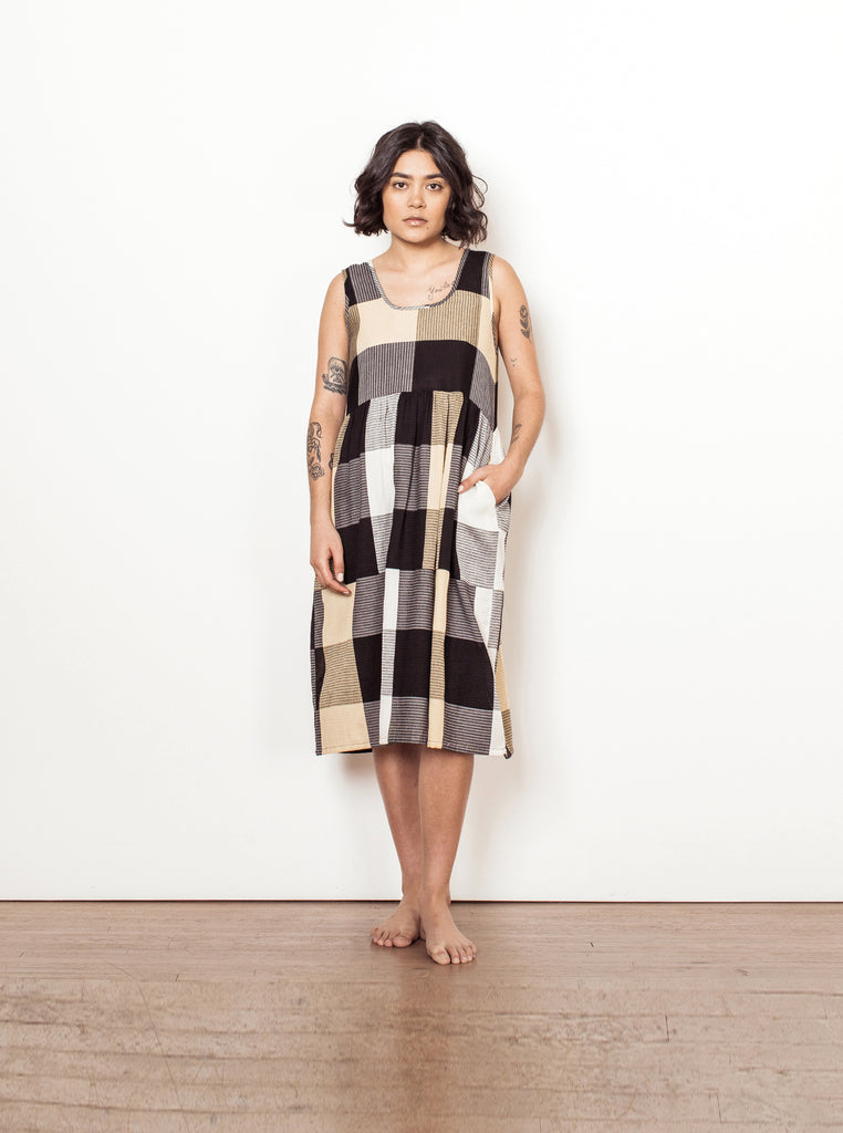 teasdale dress | spring 20 | XXS-2X - banjo