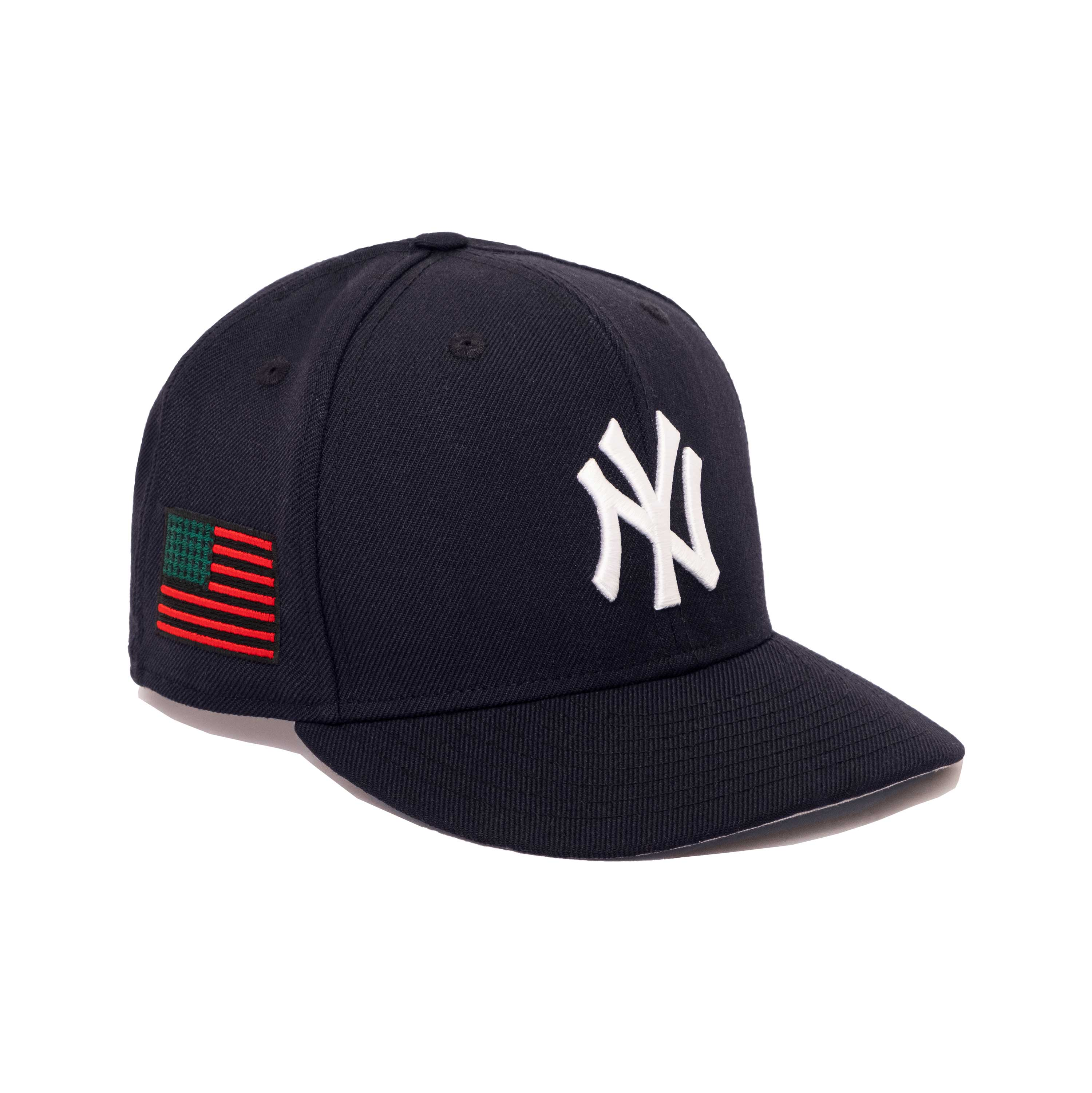 New, New York Fitted