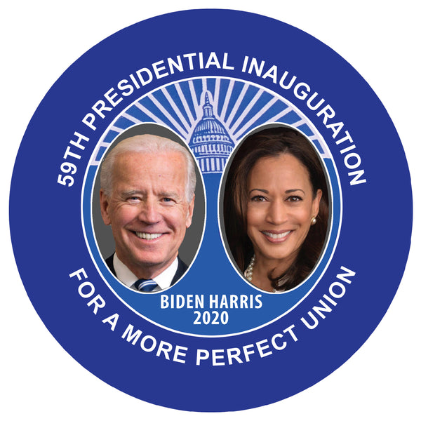 Biden-Harris Inauguration Celebration Pin