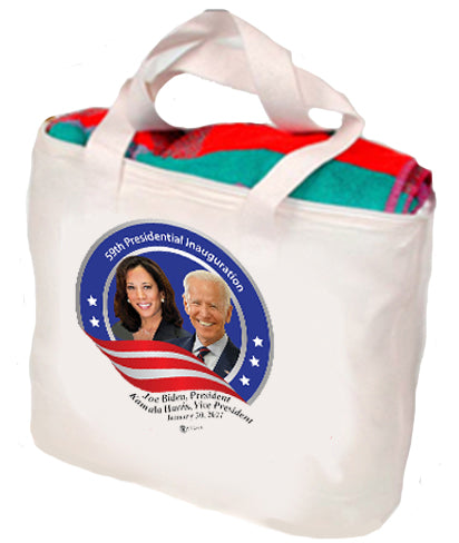 Biden-Harris Commemorative Tote