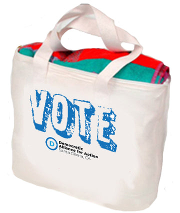 Custom Vote DAA Tote
