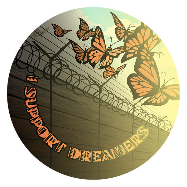 Dreamers Pin