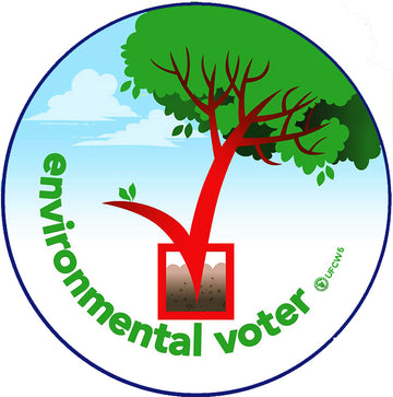 Environmental Voter Pin