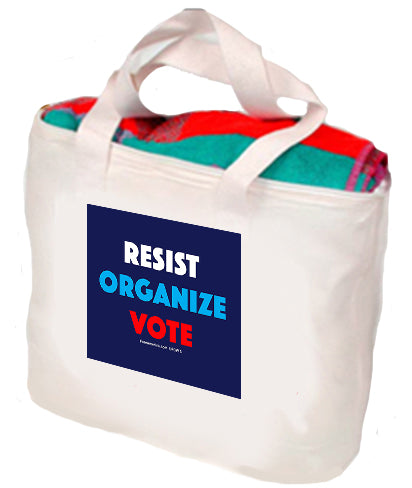 Resist, Organize, Vote Tote