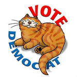 Vote DemoCat (Tee)