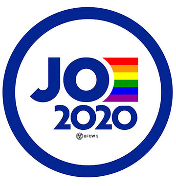 Joe2020-Pride Pin