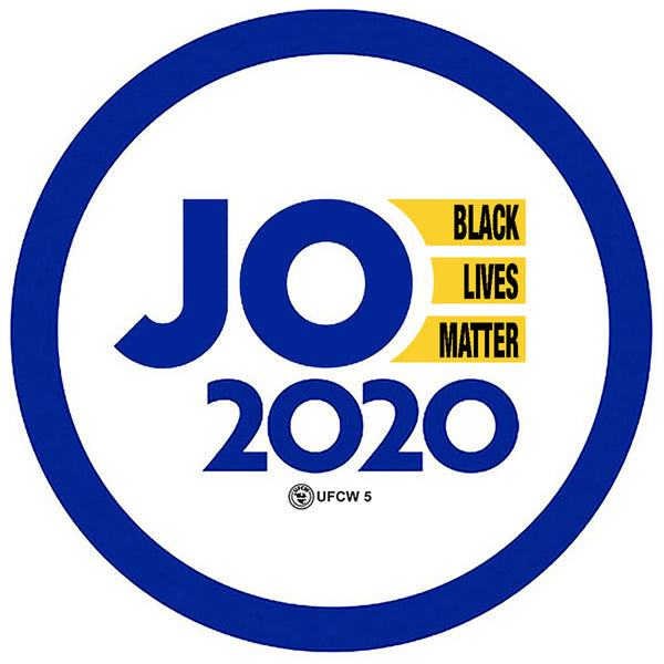 Joe2020-Black Lives Matter Pin