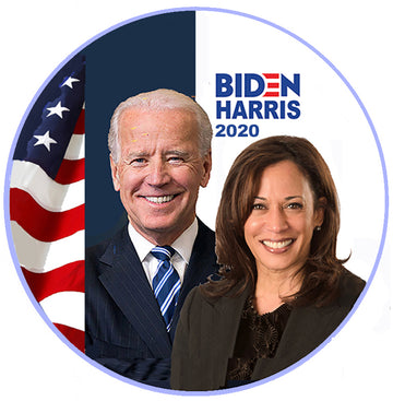 Biden-Harris Team Pin