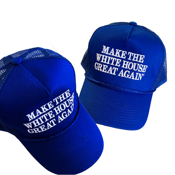 Make The White House Great Again Hat