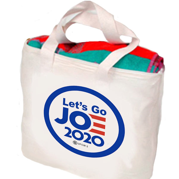 Let's Go Joe Victory Tote