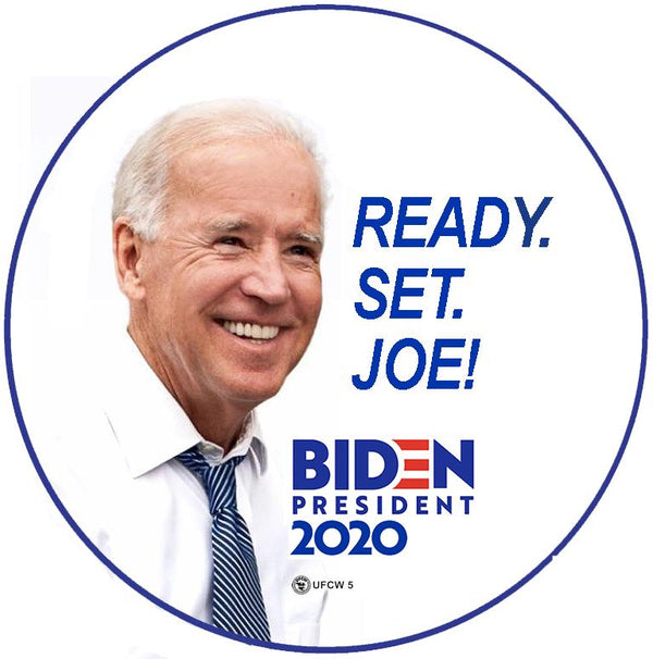 Ready, Set, Joe Pin