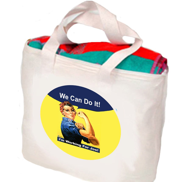 We Can Do It Victory Tote