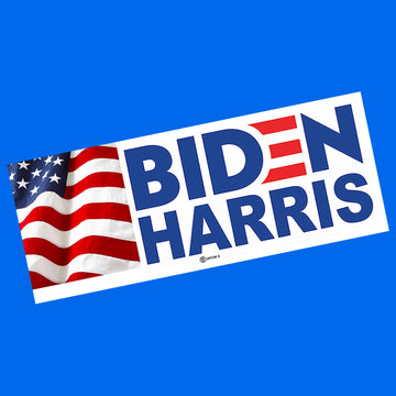 Biden-Harris Small Window Sign