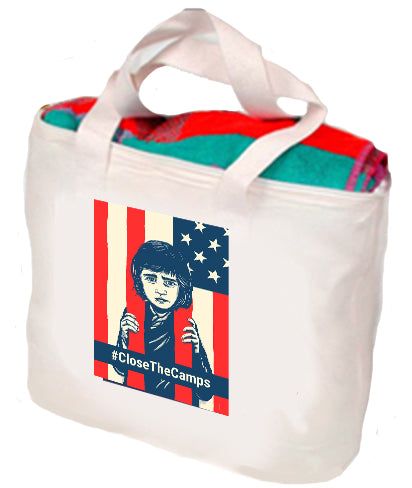Close The Camps Tote