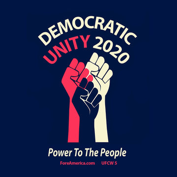 Democratic Unity Magnet