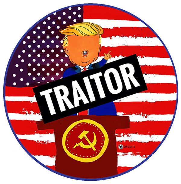 Traitor Pin