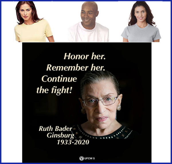 RBG Fight on Tee