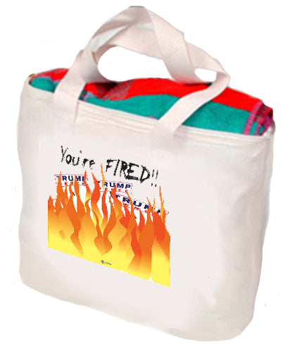 You're Fired Tote