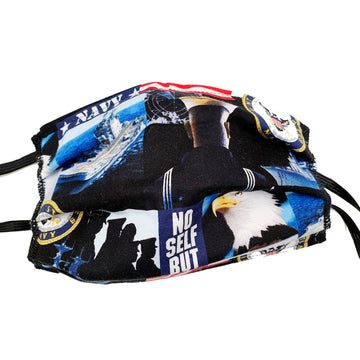 Military Tribute Mask-US Navy