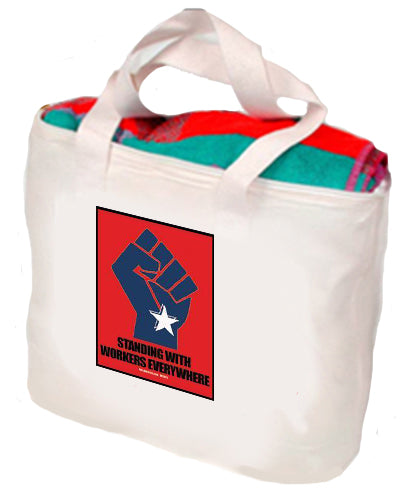 Standing With Workers Everywhere Tote