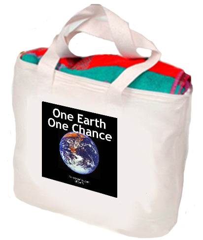 One Earth, One Chance Tote