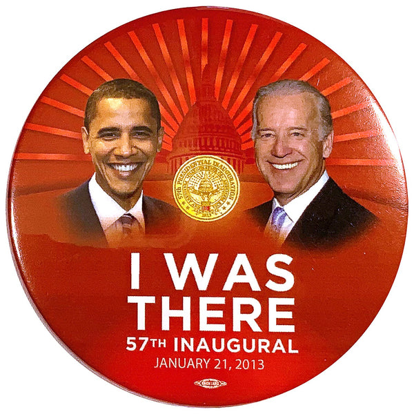 I Was There, 57th Inaugural Pin