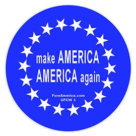 Make America America Again Pin