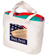 Resist, Persist, We The People (Tote)