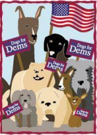 Dogs For Dems Tee