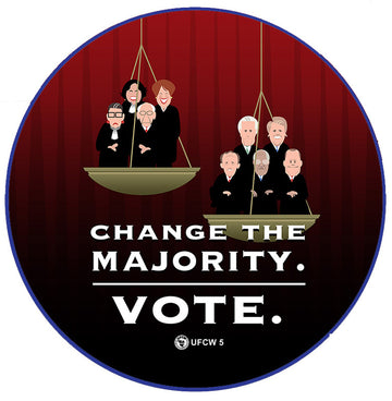 Supreme Court Voter Pin