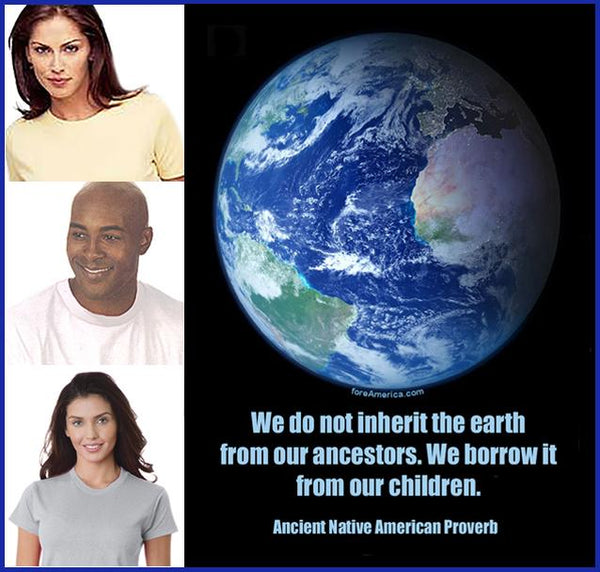 We Do Not Inherit The Earth (Tee)