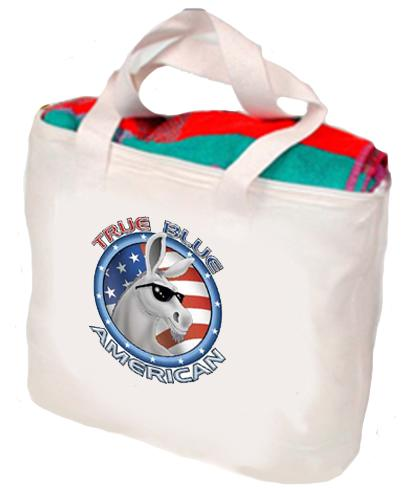 True Blue American Totes