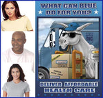 What Can Blue Do For You Tee